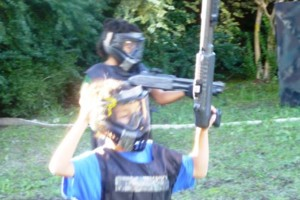 Photo #16: Kids Paintball Party Fun at Your Place!