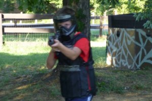 Photo #13: Kids Paintball Party Fun at Your Place!