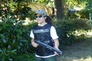 Photo #12: Kids Paintball Party Fun at Your Place!