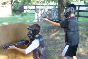 Photo #10: Kids Paintball Party Fun at Your Place!