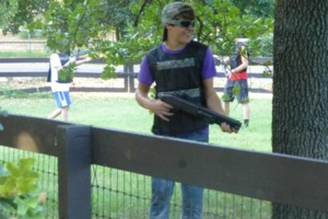 Photo #9: Kids Paintball Party Fun at Your Place!