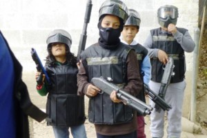 Photo #7: Kids Paintball Party Fun at Your Place!