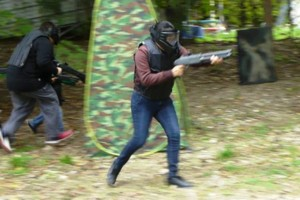 Photo #6: Kids Paintball Party Fun at Your Place!
