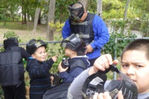 Photo #2: Kids Paintball Party Fun at Your Place!