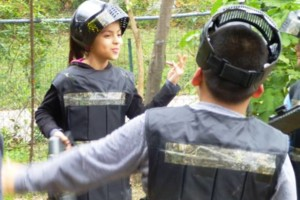 Photo #1: Kids Paintball Party Fun at Your Place!