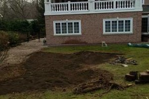 Photo #1: 9 BROTHER'S LANDSCAPING. FALL CLEAN UP! AFFORDABLE PRICES!