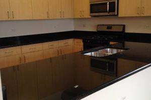 Photo #18: Granite countertops