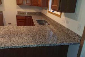 Photo #17: Granite countertops
