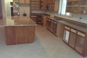 Photo #15: Granite countertops