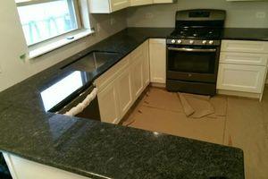Photo #14: Granite countertops