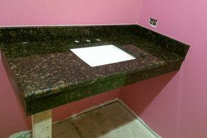 Photo #12: Granite countertops