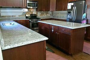 Photo #9: Granite countertops