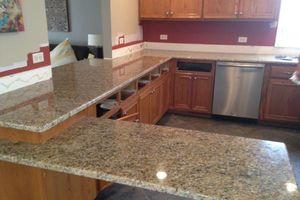 Photo #7: Granite countertops