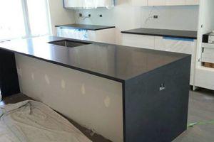Photo #3: Granite countertops