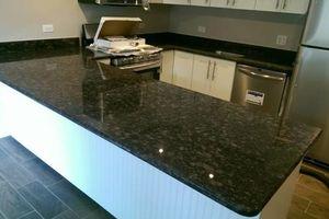 Photo #1: Granite countertops