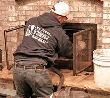 Photo #1: $79 FIREPLACE AND CHIMNEY CLEANING, $79 CHIMNEY SWEEP