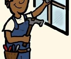 Photo #1: GLASS & WINDOW REPAIR SERVICES