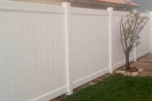 Photo #8: Free estimate for your Fence Installation! LANDAS FENCE! Wood, Vinyl, Chainlink!