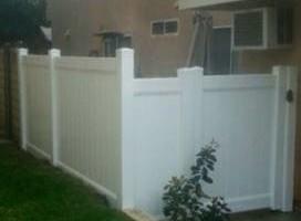 Photo #7: Free estimate for your Fence Installation! LANDAS FENCE! Wood, Vinyl, Chainlink!