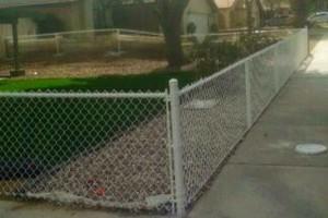 Photo #6: Free estimate for your Fence Installation! LANDAS FENCE! Wood, Vinyl, Chainlink!