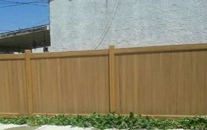 Photo #3: Free estimate for your Fence Installation! LANDAS FENCE! Wood, Vinyl, Chainlink!