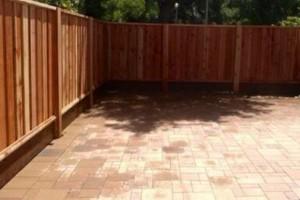 Photo #1: Free estimate for your Fence Installation! LANDAS FENCE! Wood, Vinyl, Chainlink!