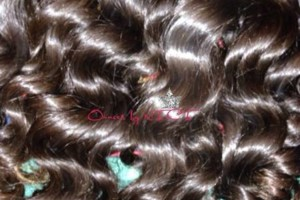 Photo #4: $160 Frontal install no tape no glue. & $90 partial sew in special