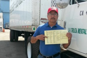 Photo #2: Trucking School CDL Training /Class A/B