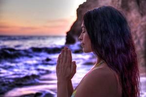 Photo #1: Private Yoga & Meditation Instruction