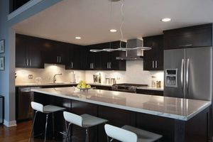 Photo #6: KITCHEN REMODELING. GreenTech Builders, Inc