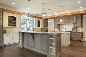 Photo #2: KITCHEN REMODELING. GreenTech Builders, Inc