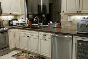 Photo #1: KITCHEN REMODELING. GreenTech Builders, Inc