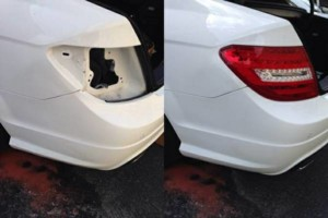 Photo #2: Same Day Autobody Dent Scratch Paint Work SAVE 50% or more off shop