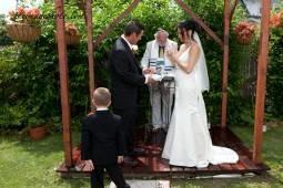 Photo #10: Wedding Rabbi: Jewish, Secular, Interfaith & Gay Weddings