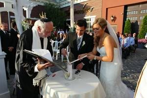 Photo #6: Wedding Rabbi: Jewish, Secular, Interfaith & Gay Weddings