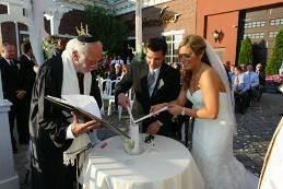 Photo #5: Wedding Rabbi: Jewish, Secular, Interfaith & Gay Weddings