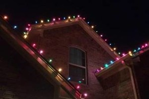 Photo #1: Christmas Lights Custom Install