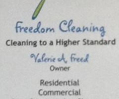 Photo #1: Freedom Cleaning - Holiday Headaches ( let us do the cleaning)