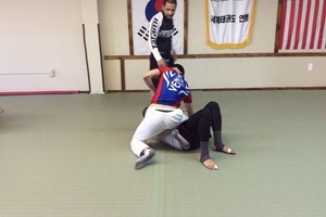 Photo #3: Free Jiu Jitsu classes. Learn how to use submissions for self defense!