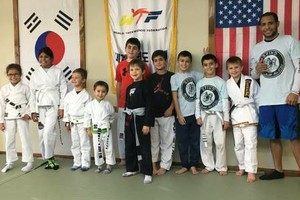 Photo #1: Free Jiu Jitsu classes. Learn how to use submissions for self defense!