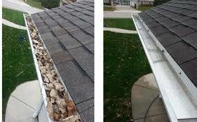 Photo #5: Gutter cleaning and power washer (the best price)