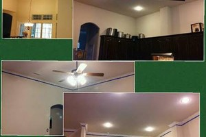 Photo #5: FREE ESTIMATES: Paint, Crown Molding, Siding, AND MUCH MORE!