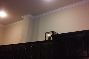 Photo #3: FREE ESTIMATES: Paint, Crown Molding, Siding, AND MUCH MORE!