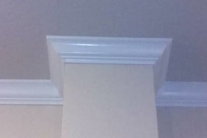 Photo #2: FREE ESTIMATES: Paint, Crown Molding, Siding, AND MUCH MORE!