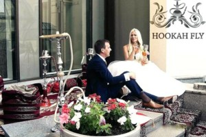 Photo #1: Hookah Rental/ FLY Catering
