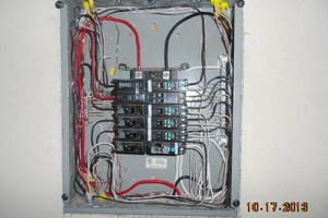 Photo #1: Electrician - Licensed and Insured - $ 60/hour