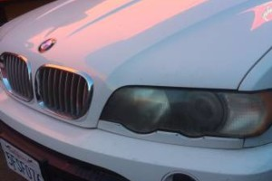 Photo #1: Headlight restoring by Mike
