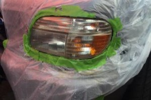 Photo #5: Headlight restoring by Mike