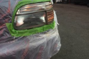 Photo #6: Headlight restoring by Mike