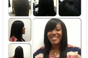 Photo #2: Professional Mobile Licensed Stylist Weave/Extensions Specialist